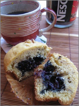 Blackberry Muffin & a cup of coffee 001.jpg