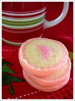 Christmas color Cookie